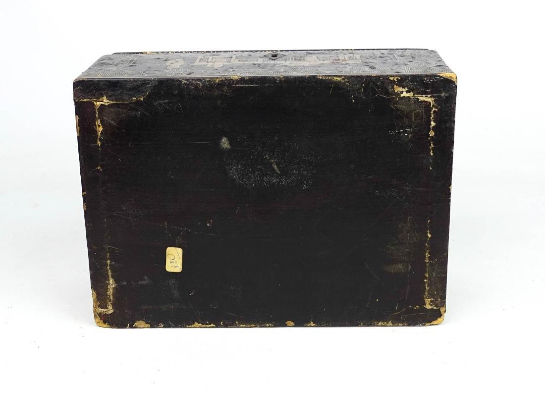 Chinoiserie Tea Box - 5