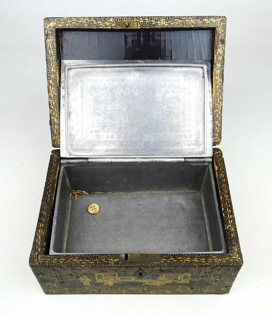 Chinoiserie Tea Box - 7