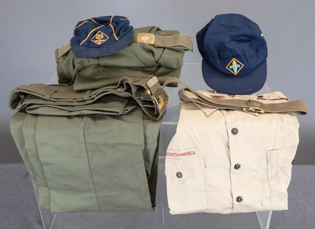 Boy Scout Lot - 7