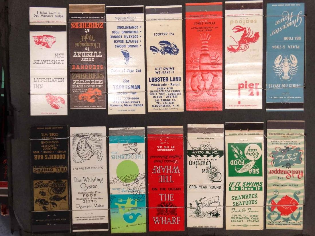 Matchbook Collection - 2