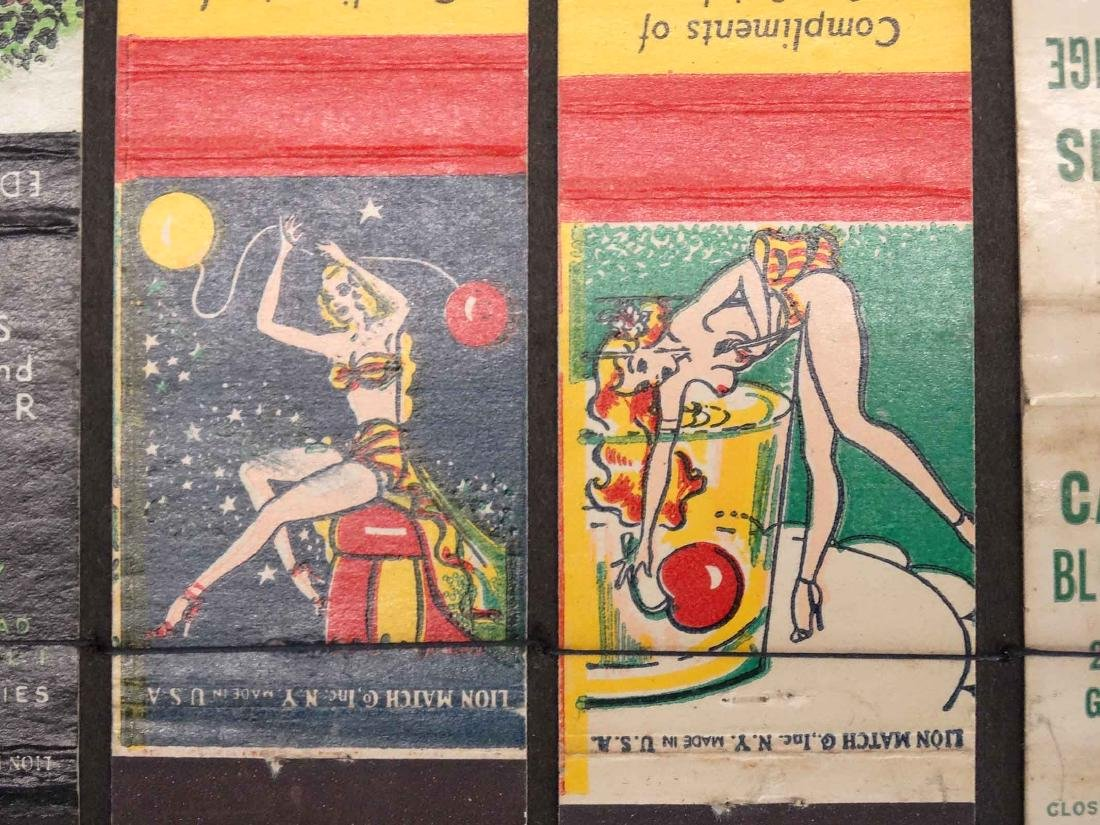 Matchbook Collection - 5