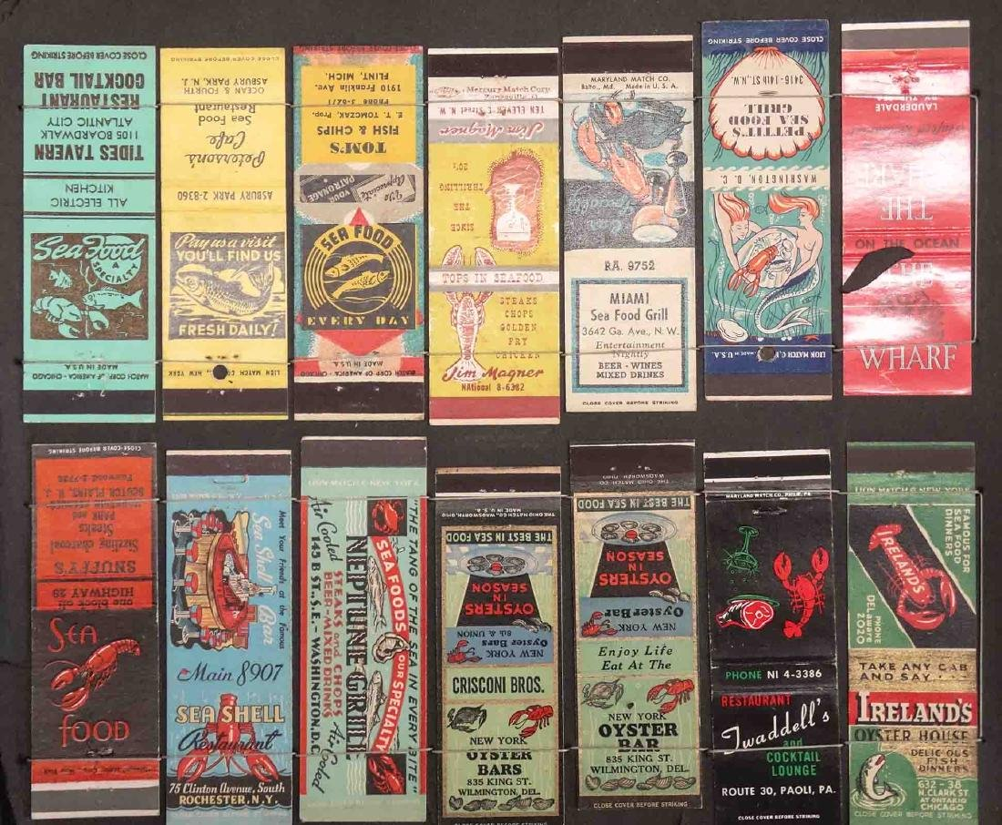 Matchbook Collection - 6