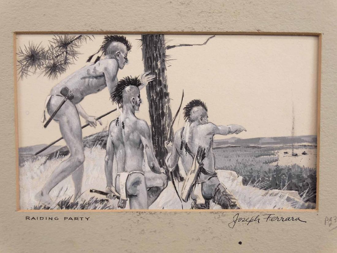 Joseph Ferrara (Ct. 1932-2004) - 3