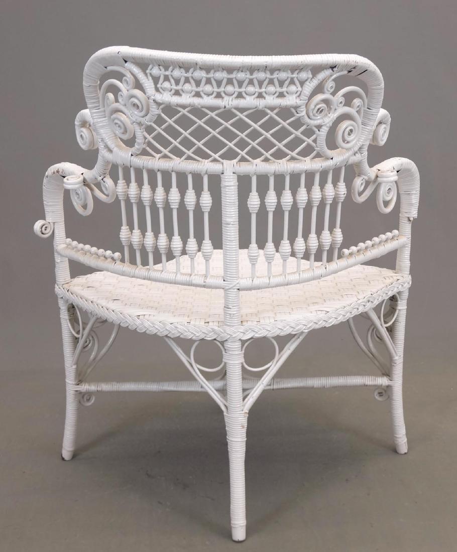 Wicker Chair - 2