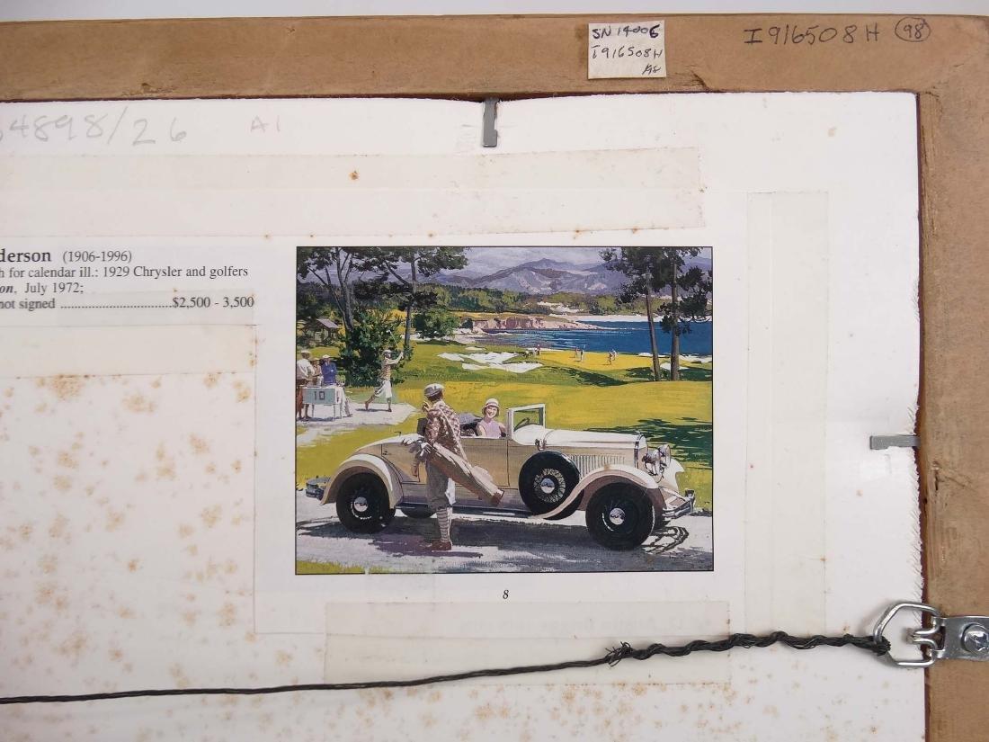 Harry Anderson (1906-1996) - 4