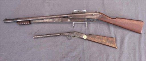 Early Air Rifles