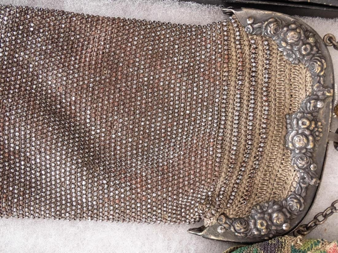 Collection Of Early Purses - 10