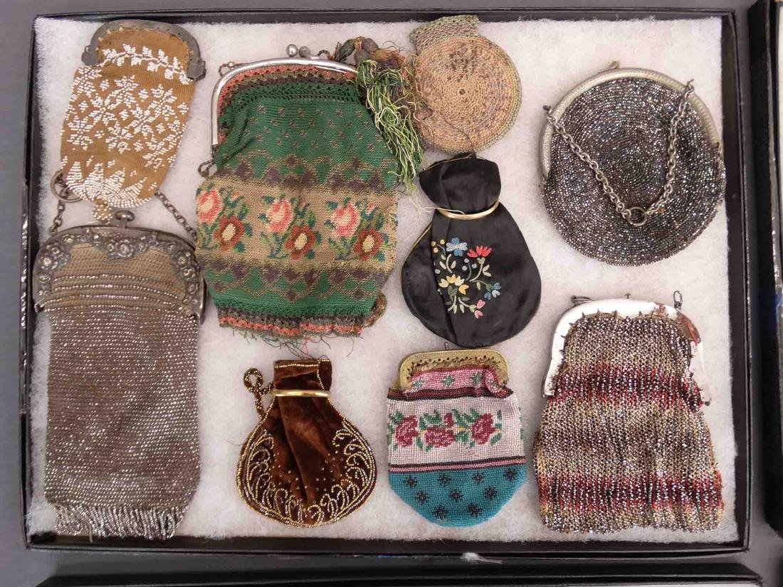 Collection Of Early Purses - 2