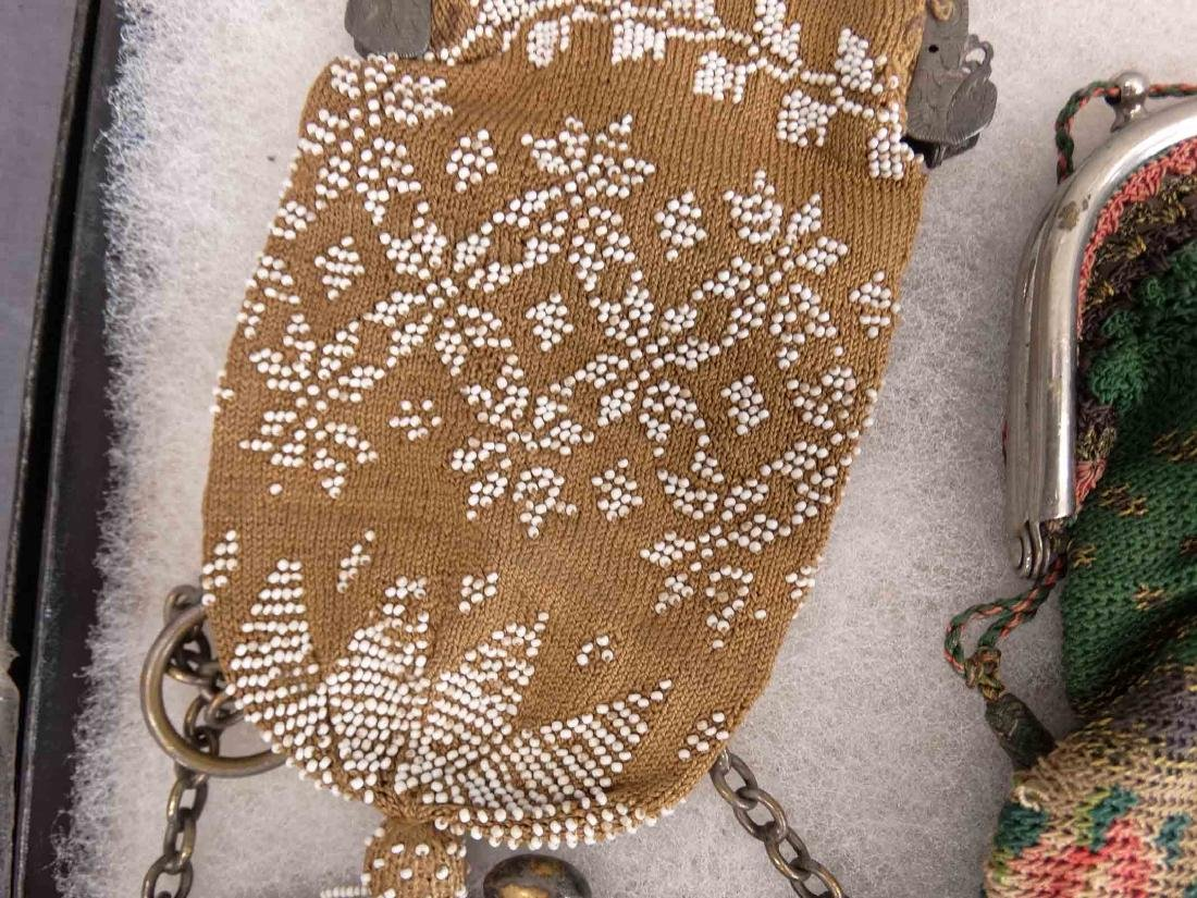 Collection Of Early Purses - 3