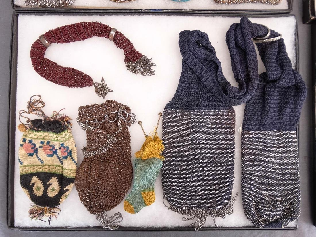 Collection Of Early Purses - 6