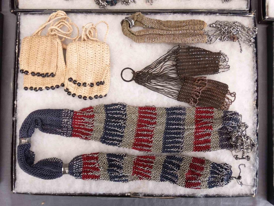 Collection Of Early Purses - 7