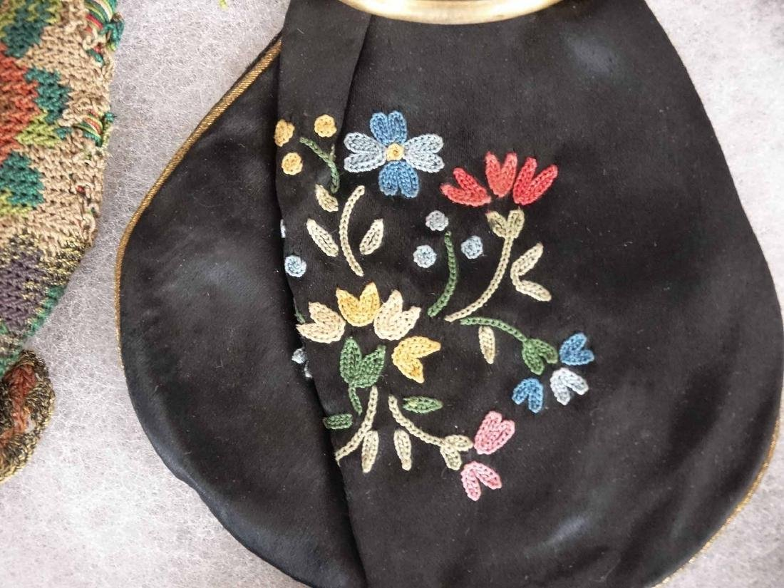 Collection Of Early Purses - 9