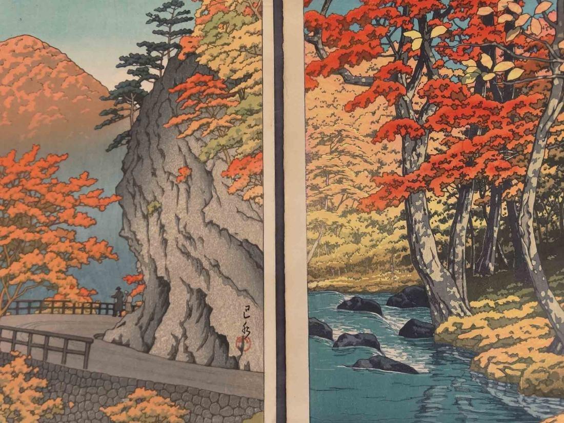 Japanese Woodblocks - 4