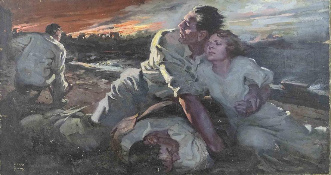 Harry T. Fisk (1887-1974) - 2