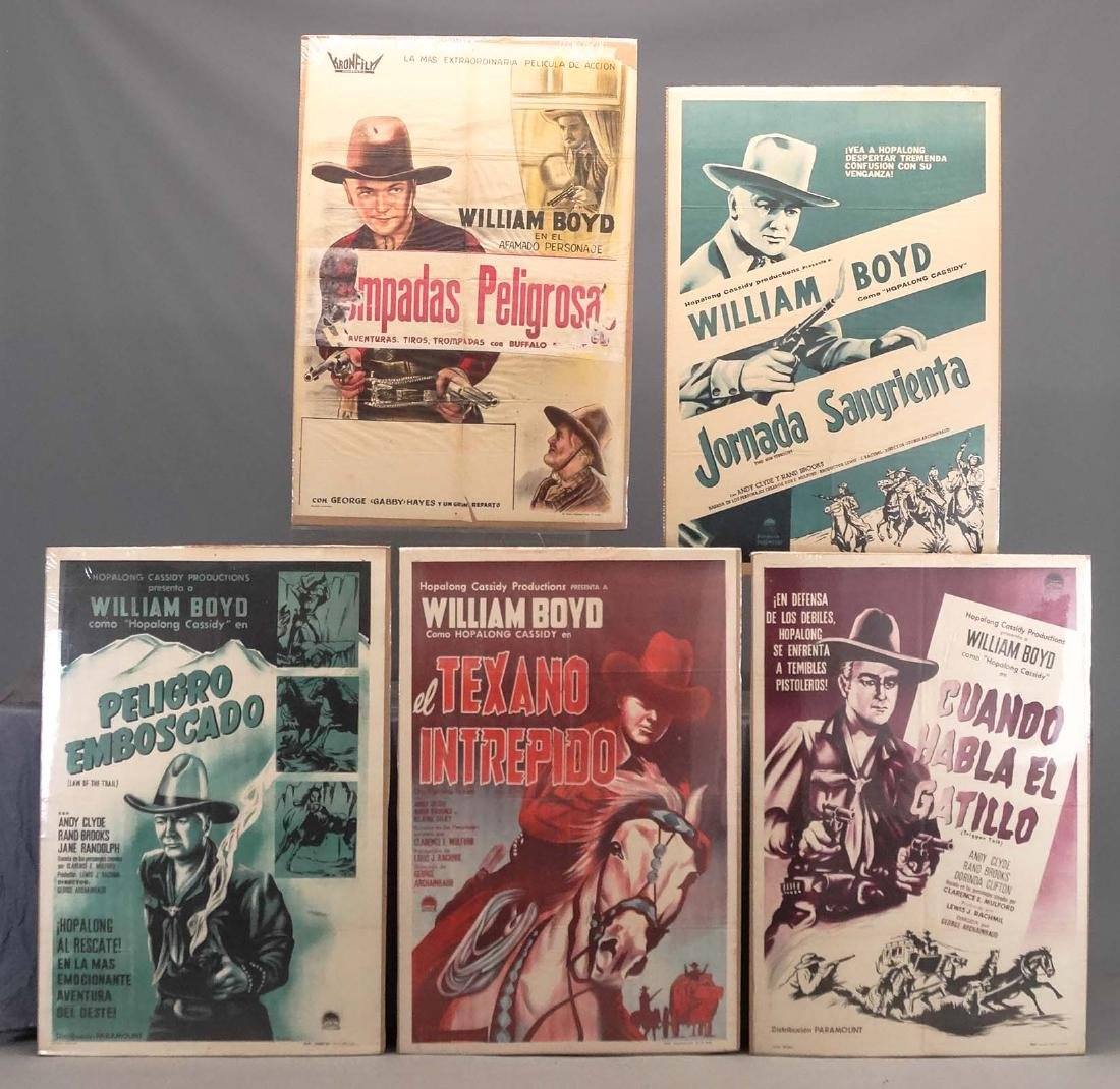 Hopalong Cassidy Movie Posters