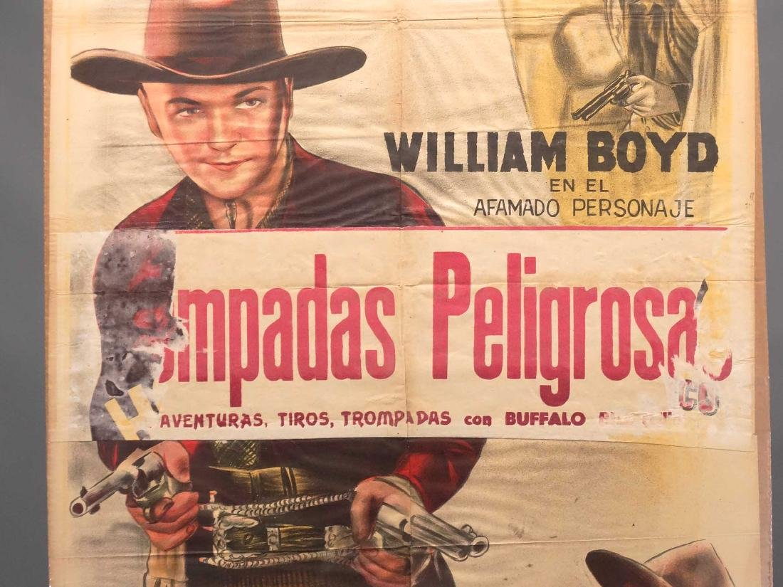 Hopalong Cassidy Movie Posters - 2