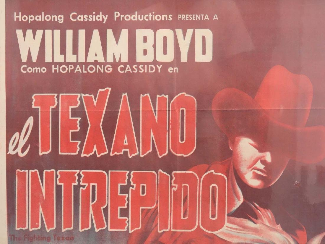 Hopalong Cassidy Movie Posters - 5