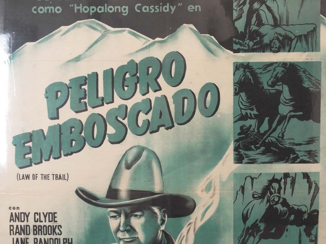 Hopalong Cassidy Movie Posters - 6