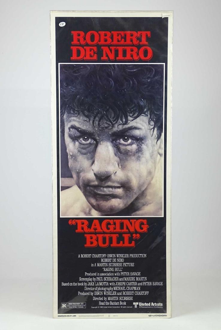 Raging Bull Movie Poster