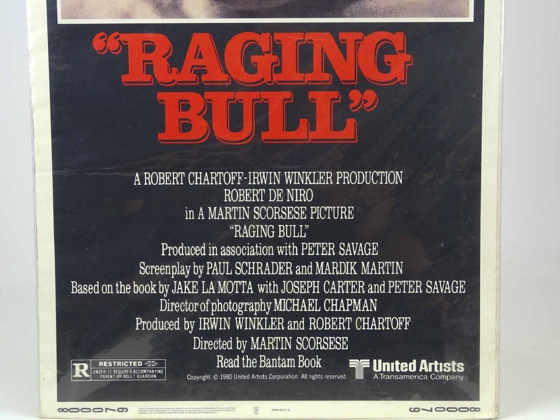 Raging Bull Movie Poster - 5