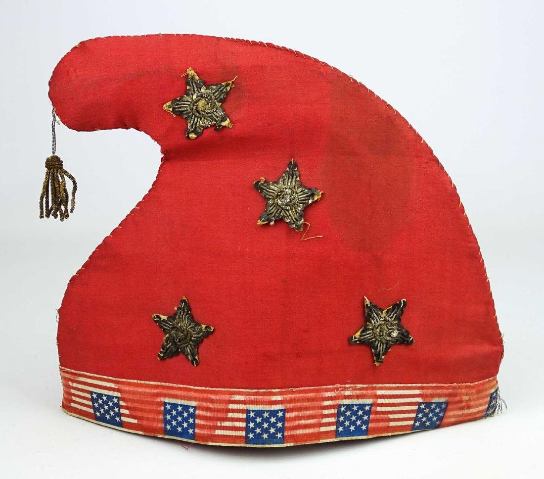1876 Centennial Parade Hat - 4