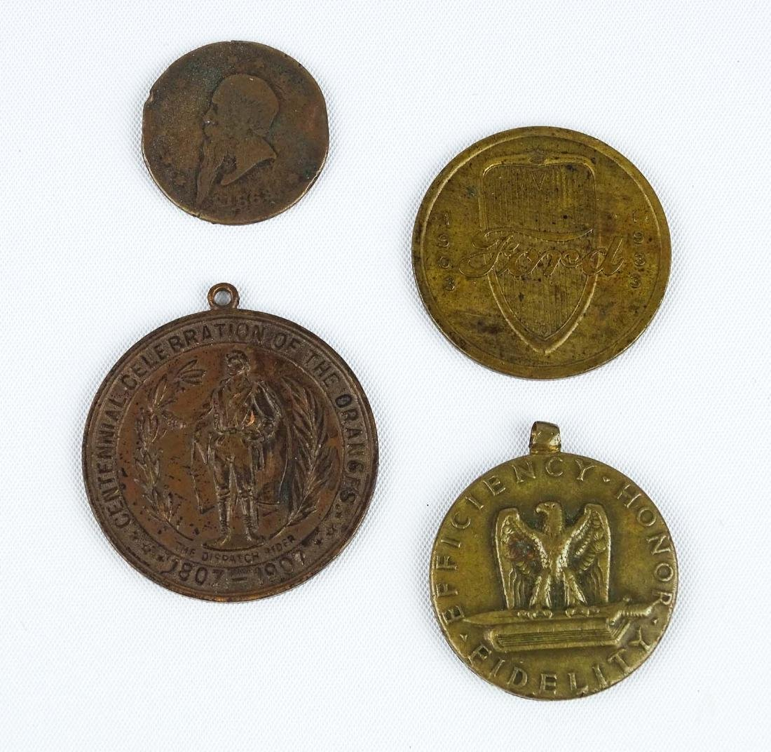 Lot (4) Tokens