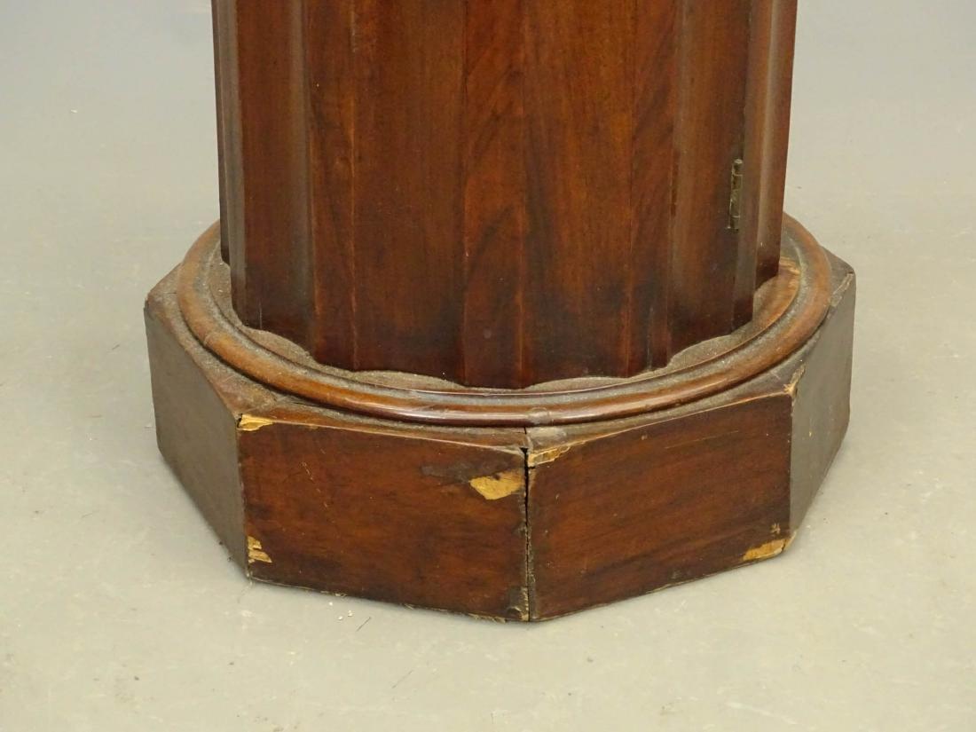 19th c. Pedestal Cabinet - 7