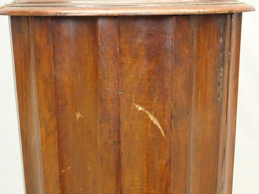 19th c. Pedestal Cabinet - 8