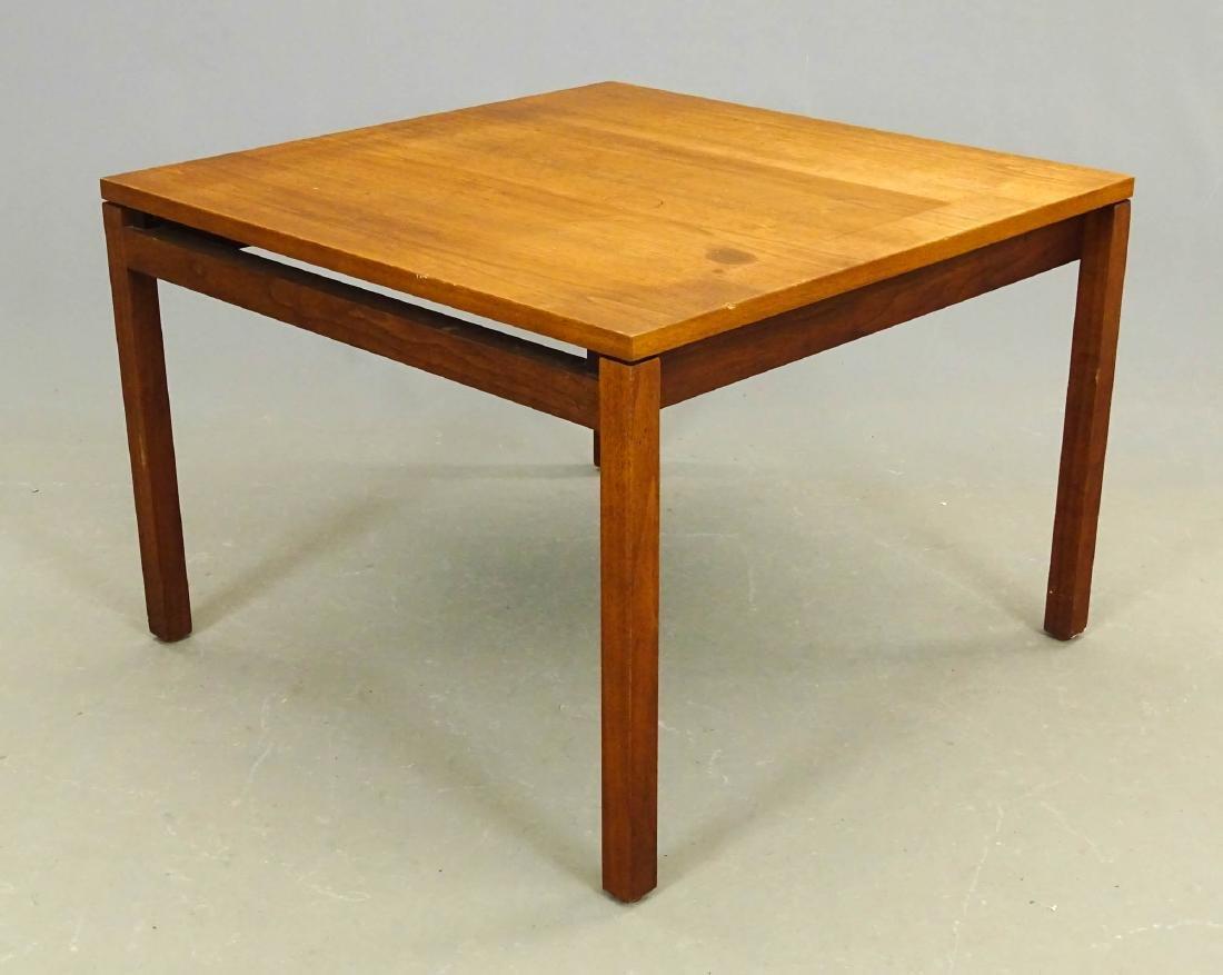 Mid Century Knoll Teak Table
