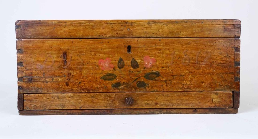 19th c. Cigar Cutting Box - 2