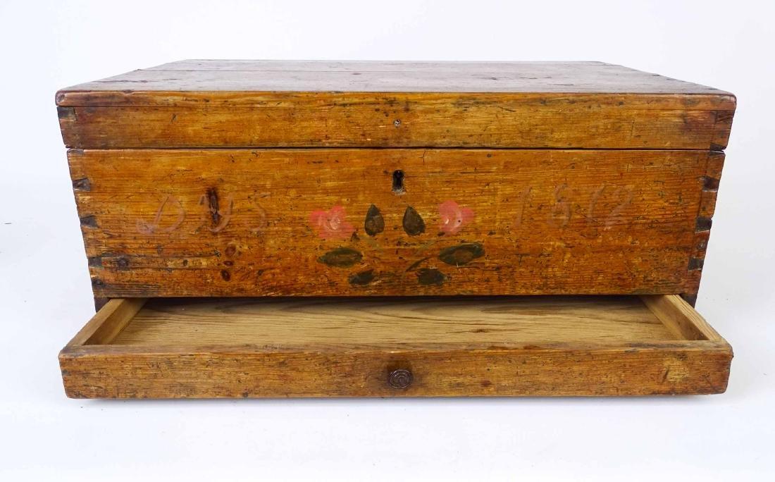 19th c. Cigar Cutting Box - 3