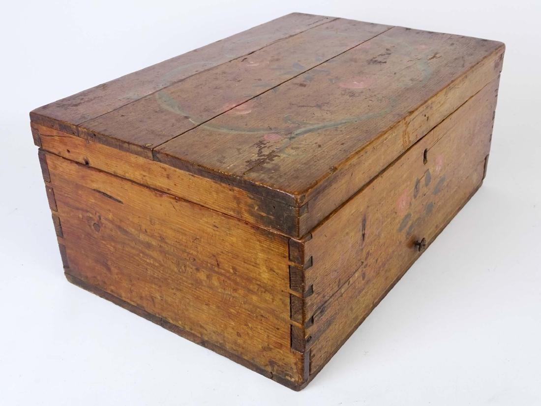 19th c. Cigar Cutting Box - 5