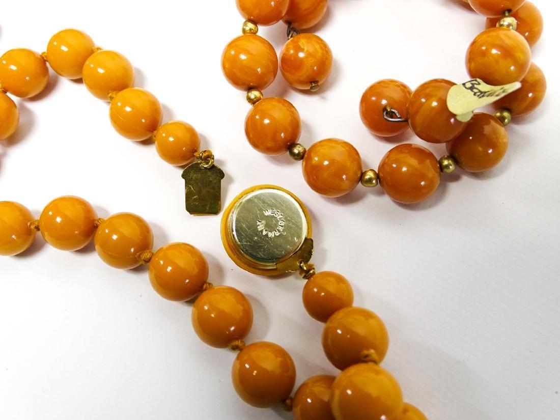 Lot of Bakelite Jewelry - 2