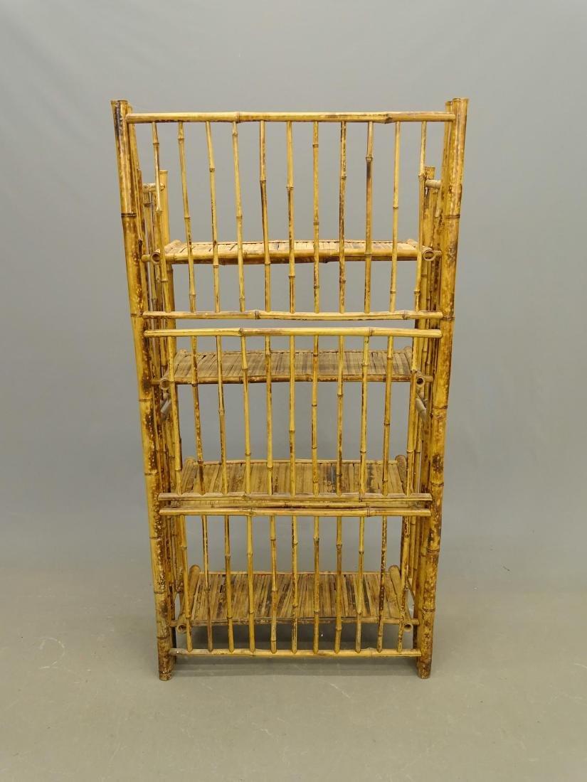 Bamboo Shelf - 4