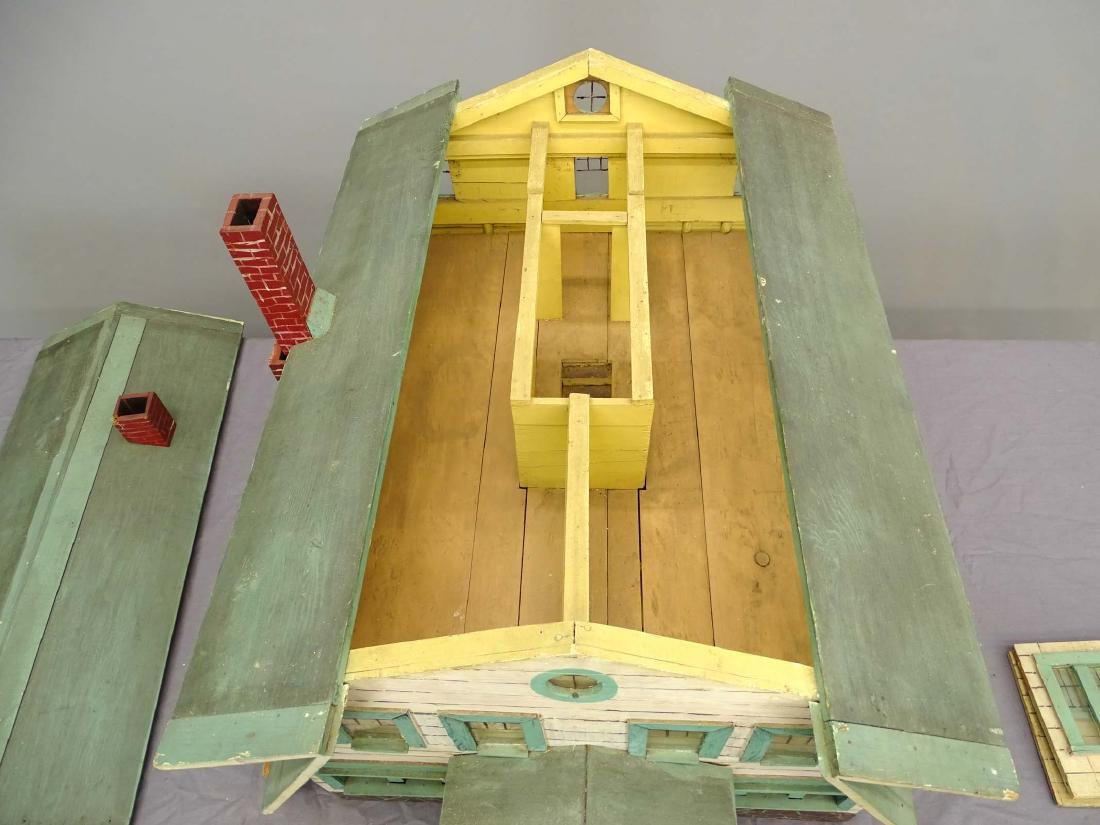 Vintage Doll House - 5