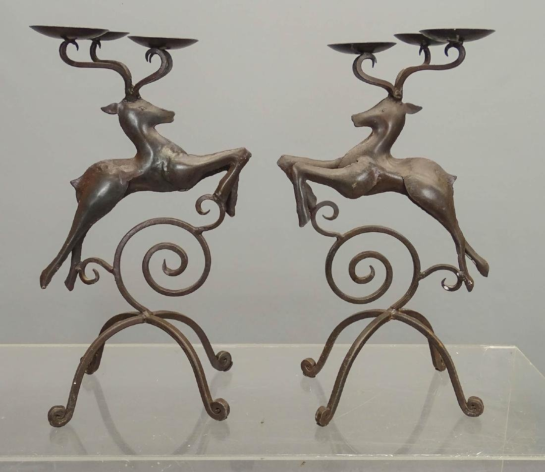 Decorative Candle Holders - 6