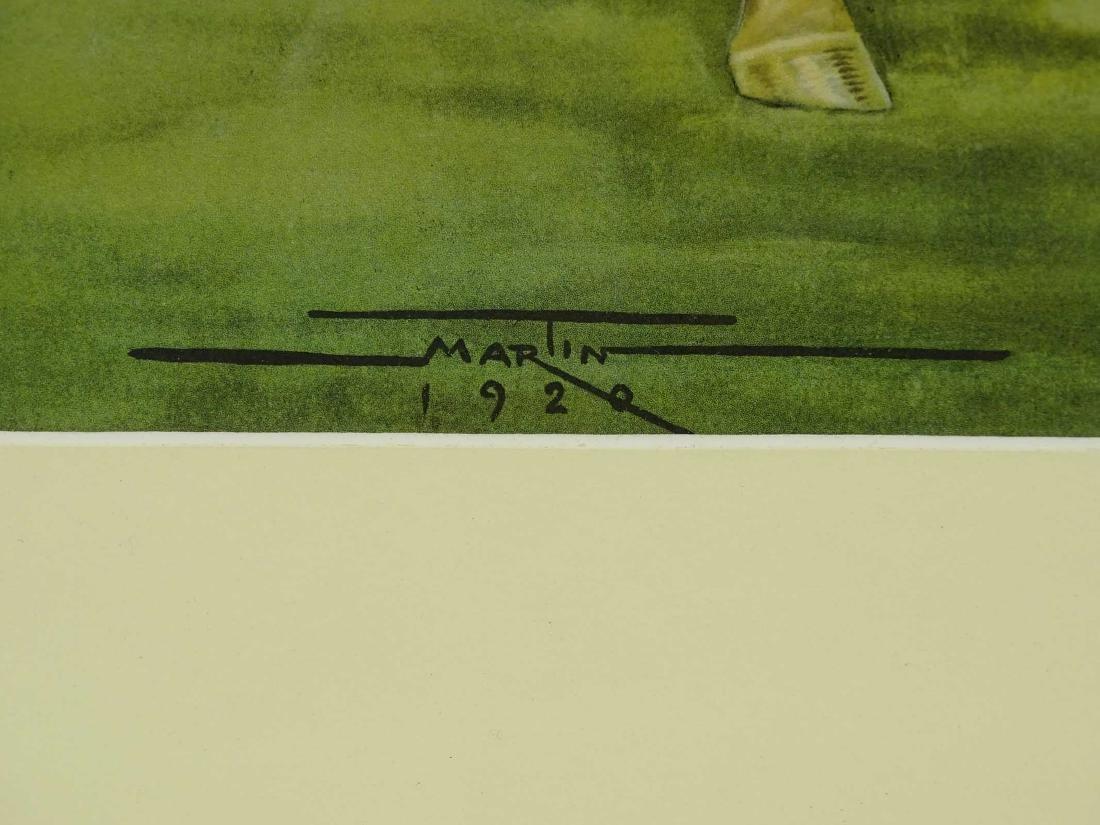 "Print ""Man O' War"" - 2"