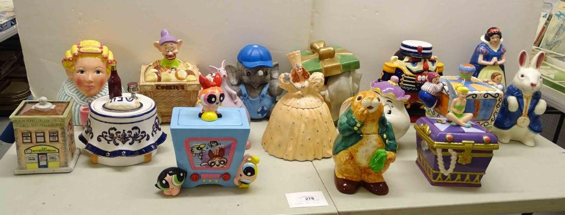 Cookie Jar Collection