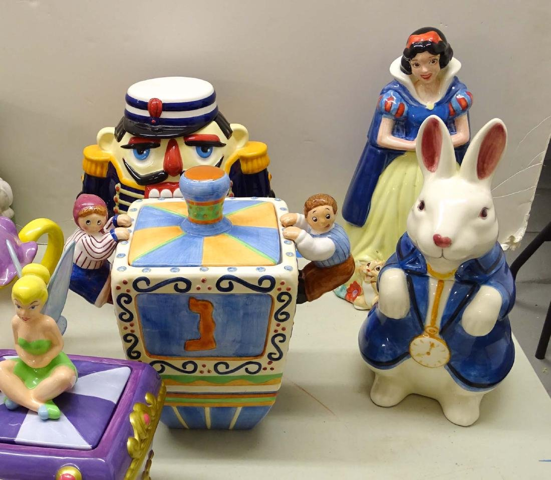 Cookie Jar Collection - 5