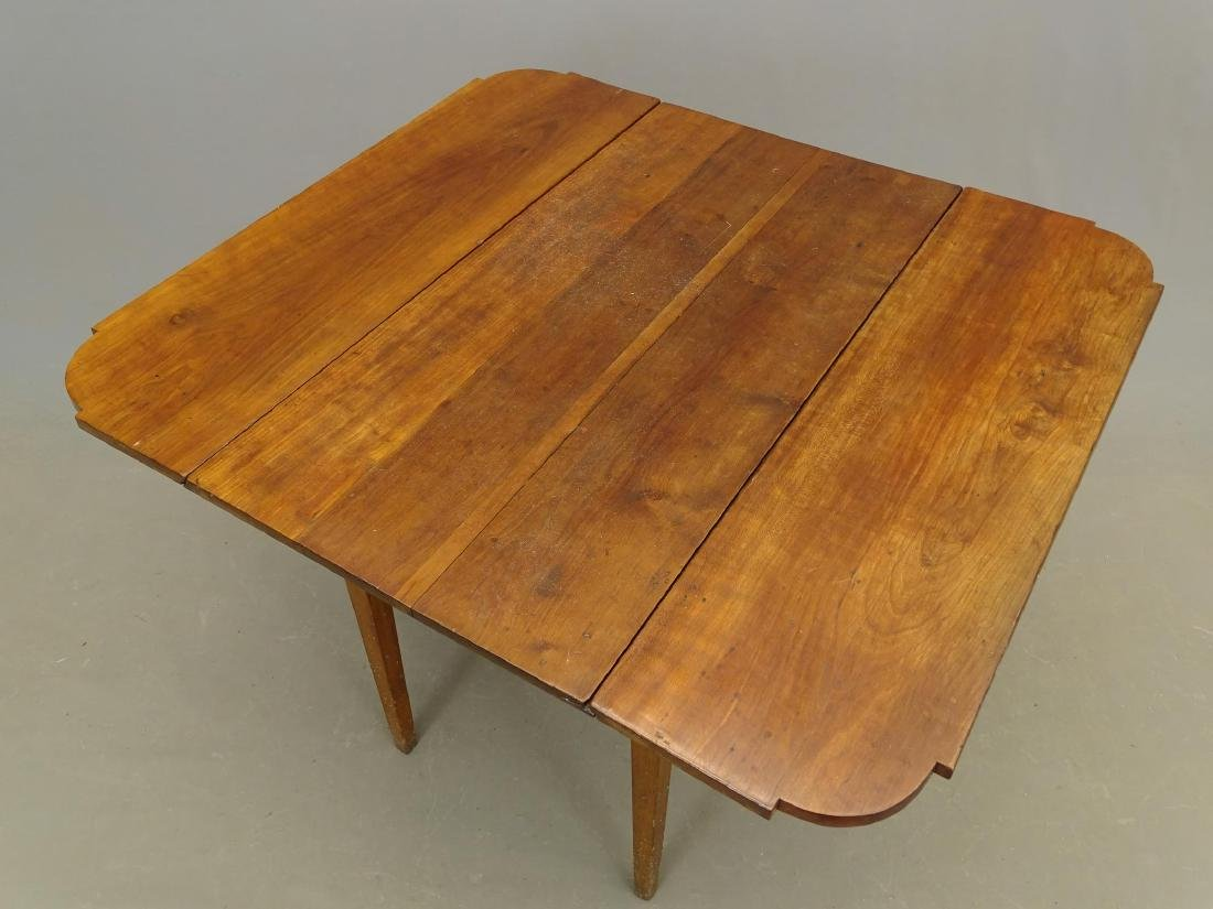 19th c. Dropleaf Table - 3
