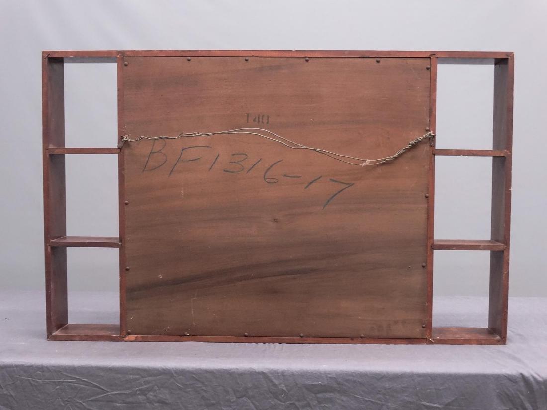 Mid Century Wall Shelf - 4