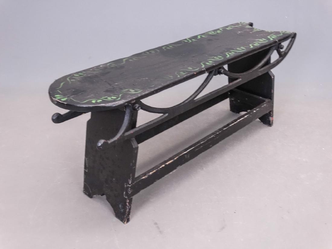 Sled Bench - 2