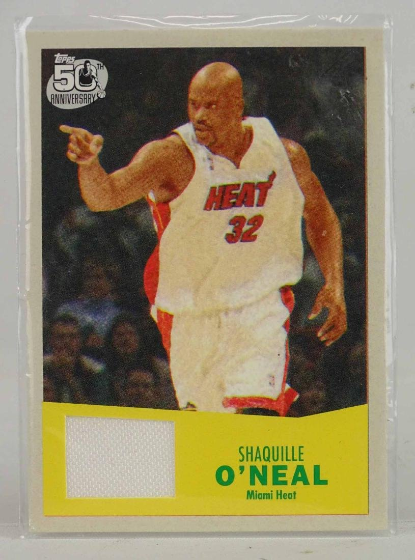 Shaquille O' Neil Card