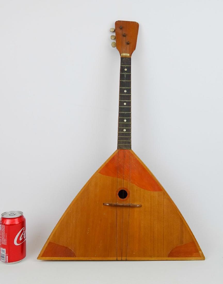 Balalaika Guitar