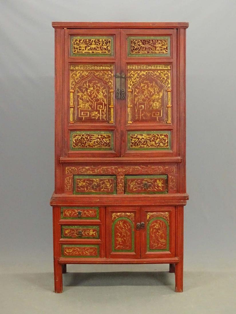 Asian Cabinet - 2
