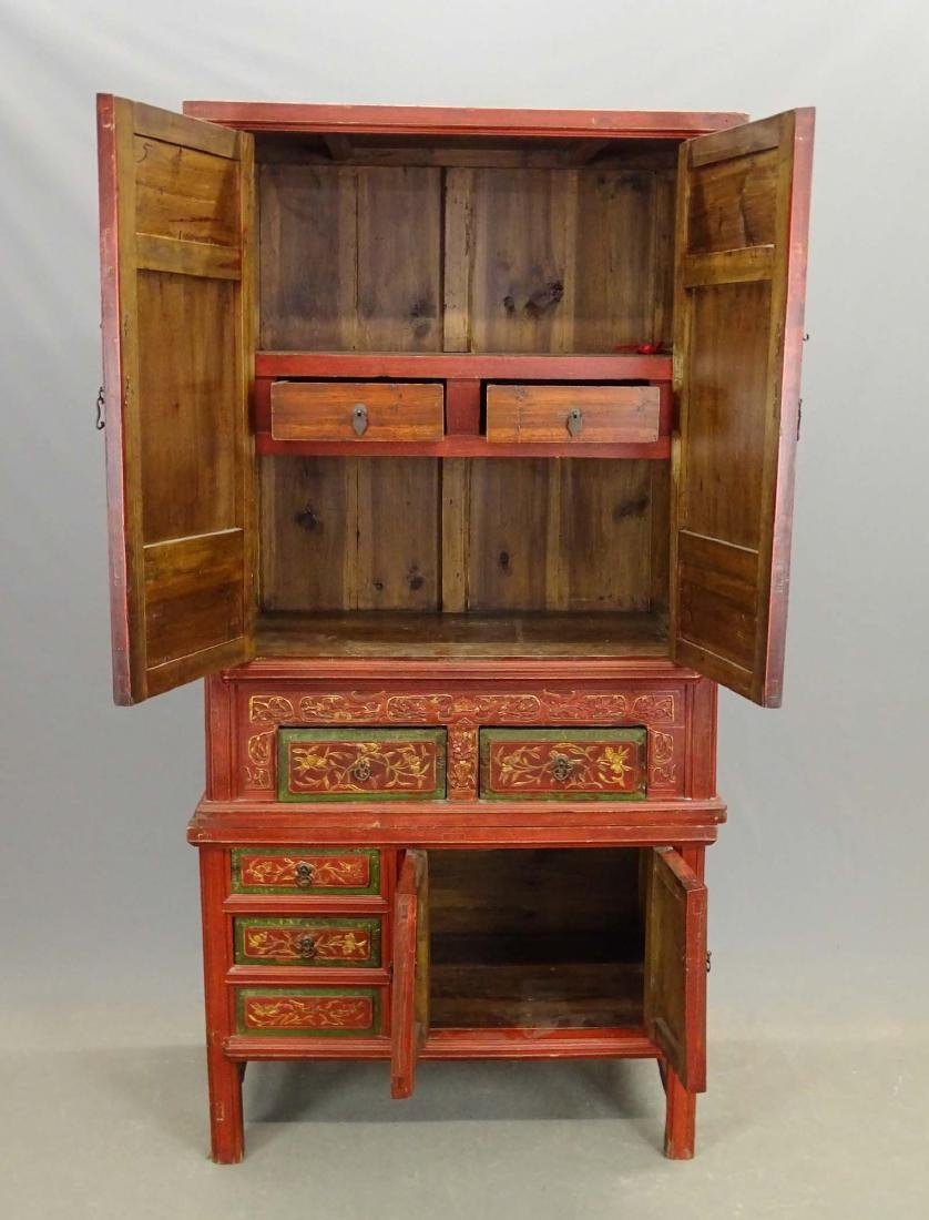 Asian Cabinet - 6