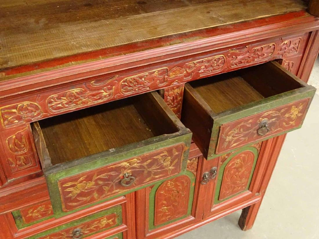 Asian Cabinet - 7