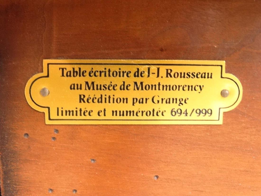 French Table - 2