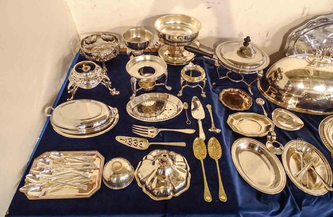 Silverplate Collection - 2