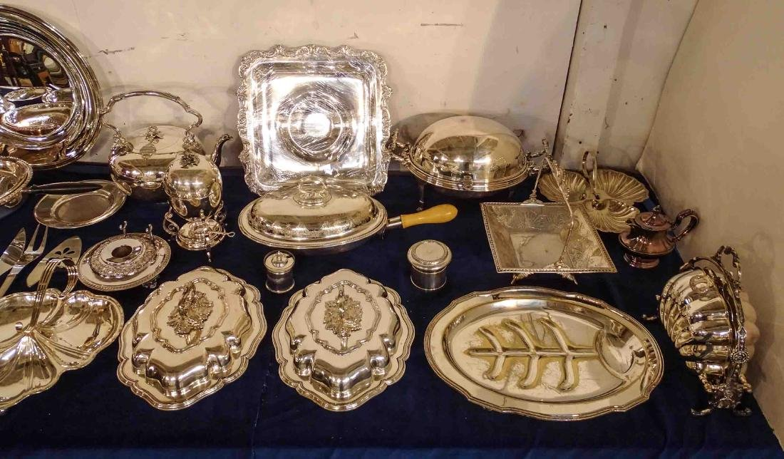 Silverplate Collection - 5